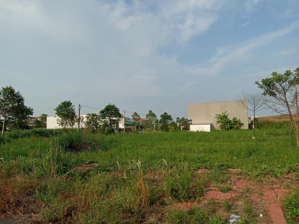 570 triệu - Mua ngay lô đất nền 100m2 tại KDC phường 5