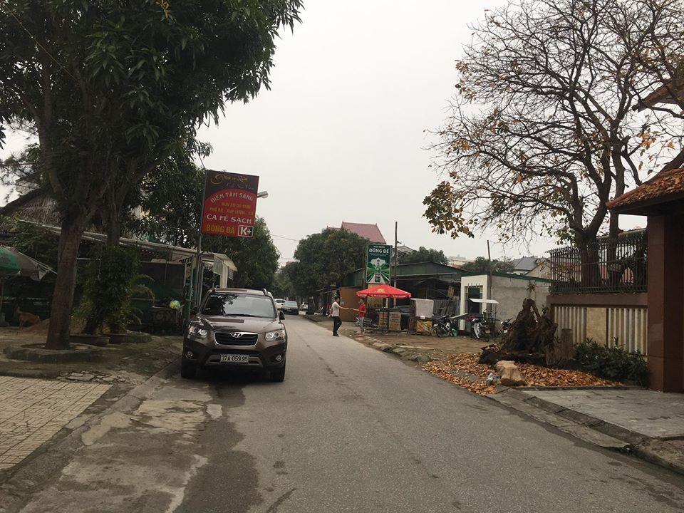 Đất đẹp 262m2 mặt đường Lê Văn Miến, phường Hà Huy Tập