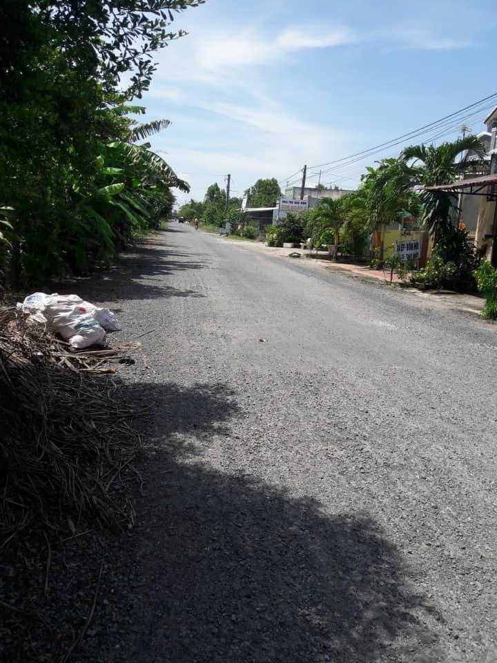 Nền thổ cư mặt tiền đường Nguyễn Chí Thanh 500tr bao luôn giấy tờ
