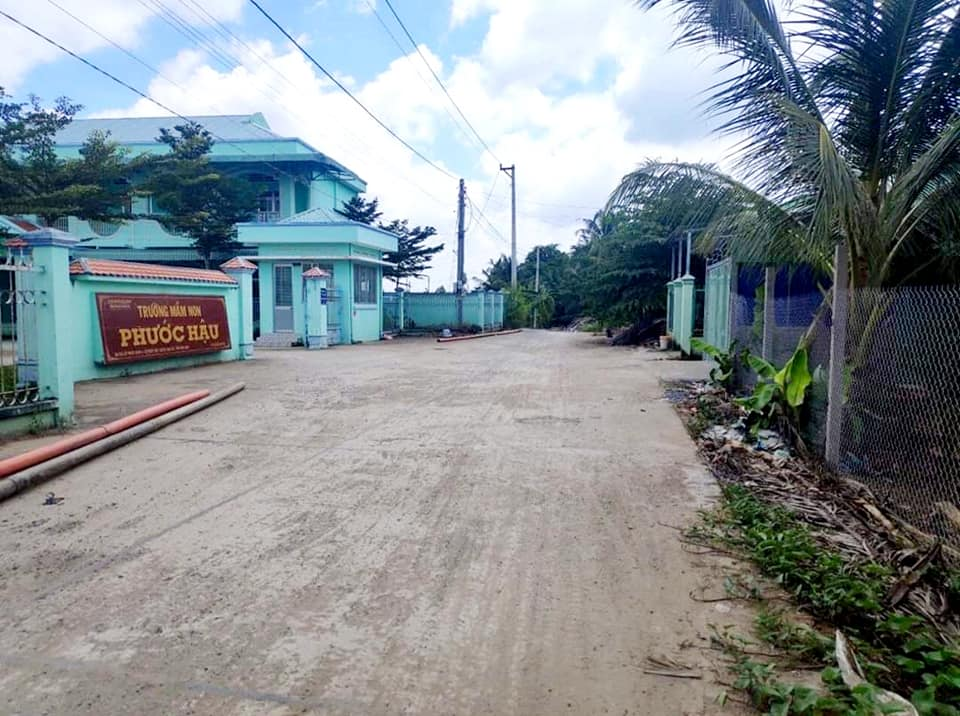 Kẹt tiền cần bán gấp đất Thổ cư - Gần Trường Tiểu học Phước Hậu