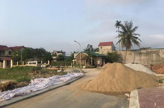 Nhà đất thành Vinh - lô đẹp tại khu quy hoạch Trung Nghĩa