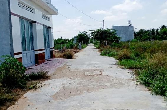 Bán 2 nền gần Trường Tiểu học Phước Hậu - Đường 3m - Giá đầu tư
