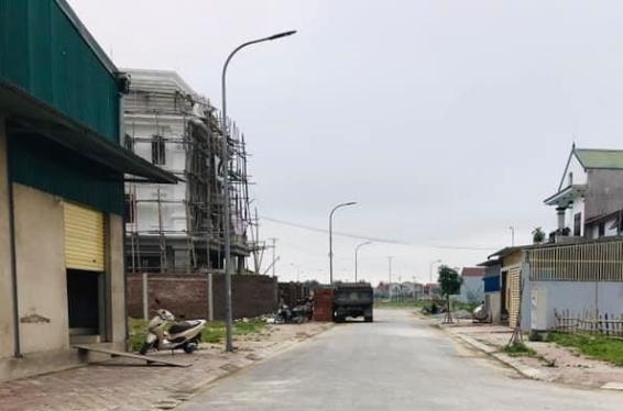 Lô góc 2 mặt tiền phường Quán Bàu, Vinh