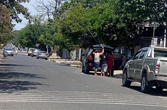 Mua bán đất đường Phan Chu Trinh, Kon Tum