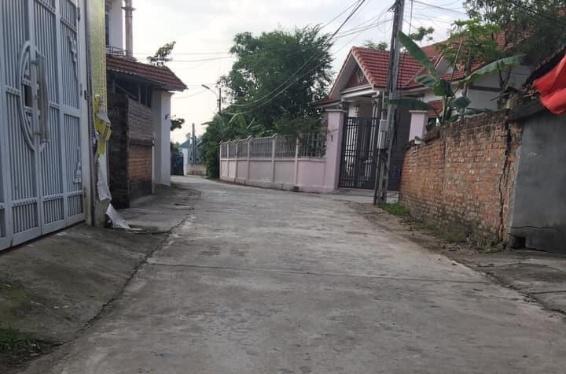 Chuyển nhượng nhanh đất  xóm Gẩy - Định Trung